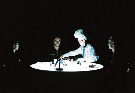 Diong Baby – ein Odradek-Hologramm